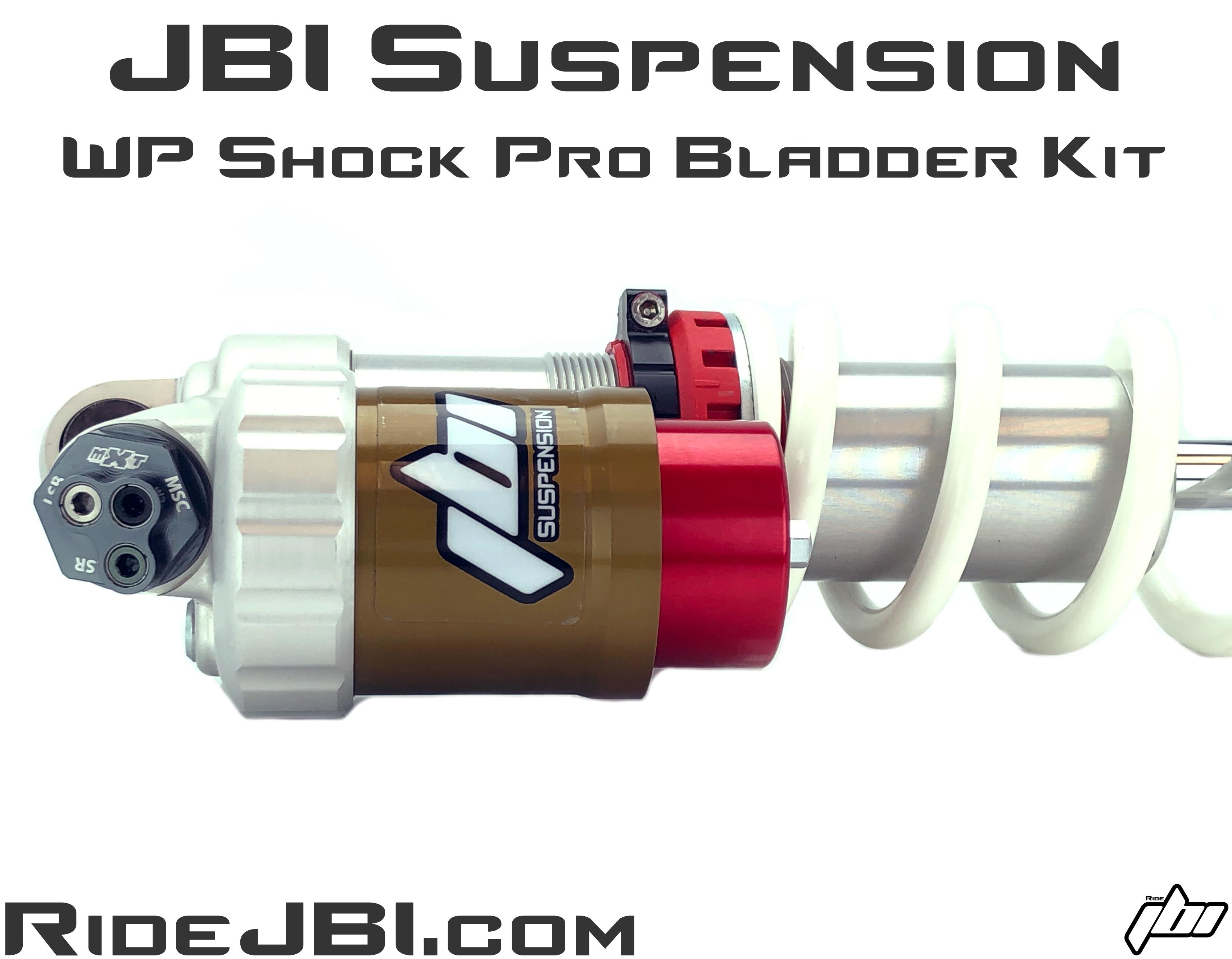 KTM Husqvarna WP Shock Bladder Kit JBI Suspension